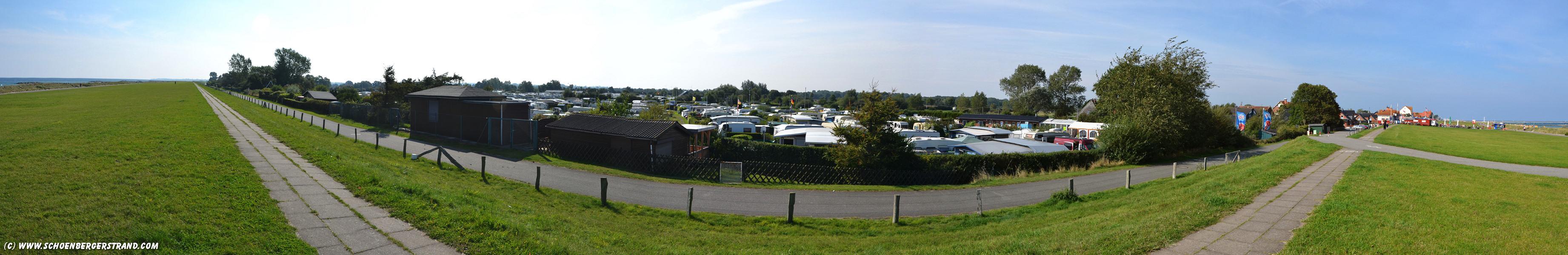 Campingplatz Grasbleek Schönberger Strand