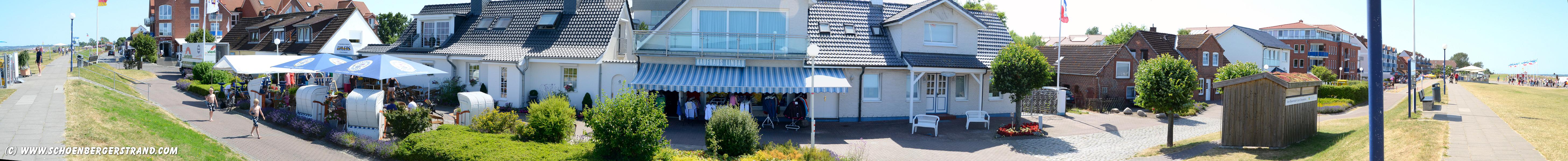 Kaufhaus Lindau Schönberger Strand