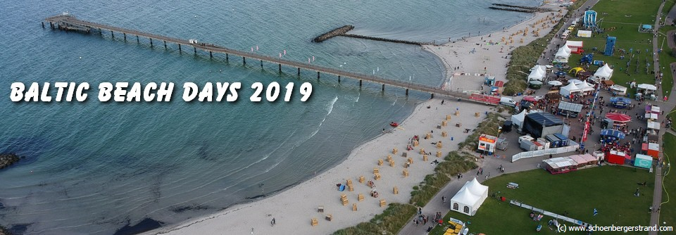 Baltic Beach Days 2019 Schönberger Strand