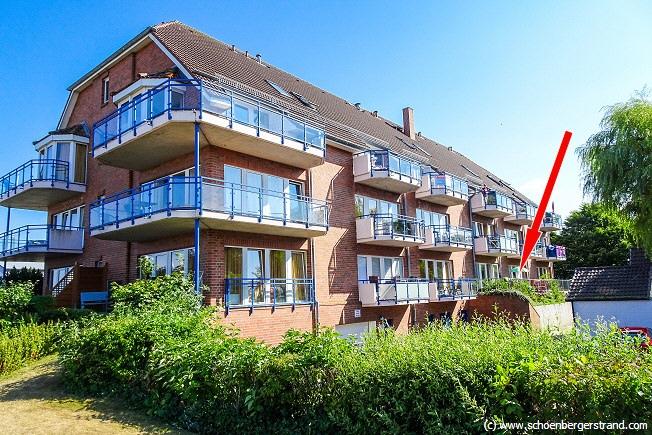 haus panorama in der promenade balkon in hochparterre