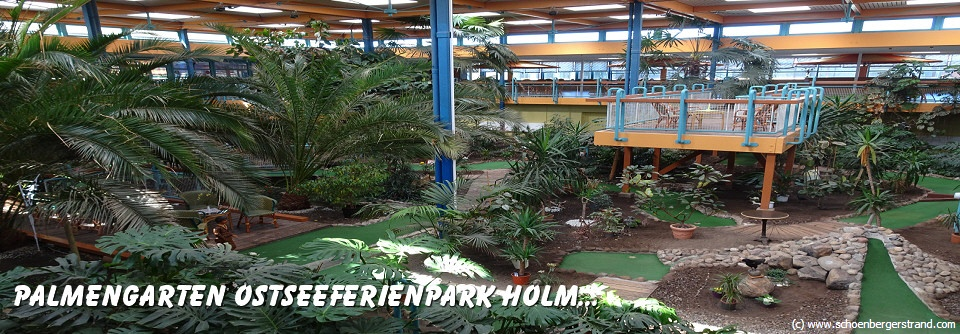 Palmengarten Holm Adventure Golf